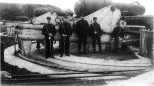 Avedøre Batteri, 29 cm. haubits M/1891