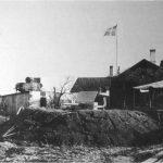 Københanvs befæstning Barakke Batteri 1915