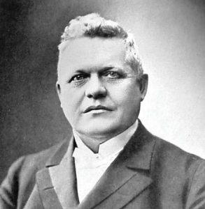 Jens Christian Christensen, (I.C. Chrisrensen)
