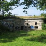 Gladsaxe Fort Saillantkaponieren