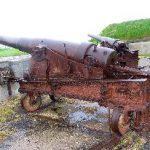 15 cm kanon M/1885, Københavns befæstning