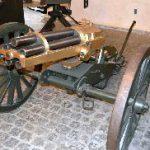 37 mm. Hotchkiss revolverkanon M/1871