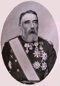 Krigsminister Bahnson