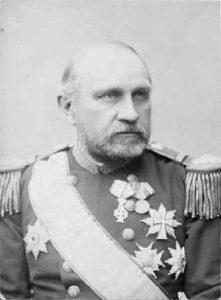 Niels Frederik Ravn, viceadmiral og marineminister