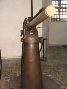 47 mm. ballonkanon