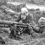 Tidlig engelsk gasmaske