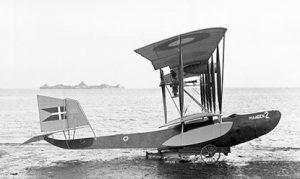 Flyvebåden Mågen
