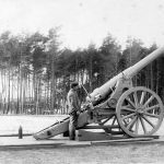 12cm L30 fæstningskanon