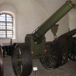 Det danske artilleri på Københavns Befæstning, 15 cm lang jernkanon