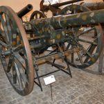 9 cm kanon i feltaffutage