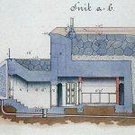 Permanent artillerimagasin, Vestvolden