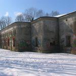 Københavns Befæstning, strubekaponiere Bagsværd fort