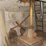 Bagsværd Fort Beslag til rekylgevær i saillantkaponieren