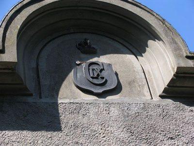 Bagsværd Fort, monogram