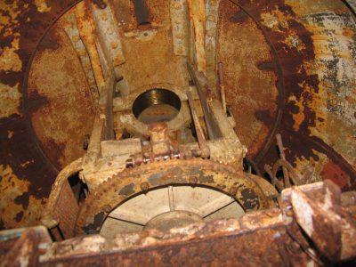 Lavet til 15 cm kanon i panserlavet