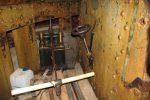 Trykpumpe til pansertårn