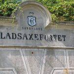 Gladsaxe Fort Chr. IX monogram
