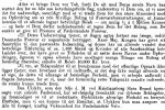 Den Frivillige Selvbeskatning, Henvendelse om bidrag oktober 1884