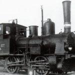 Batteritoget Litra HS lokomotiv