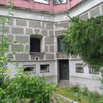 Lyngby Fort, Saillantkaponieren