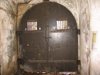Porten indefra