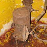 Lynetten bunkerovn i dækningsrum