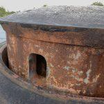 Fæstningsordbog, Forsvindingstårn panserlavet Garderhøjfortet