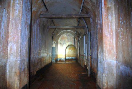 Den centrale korridor