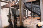 Motor til ammunitionselevator