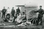 Ordrup Krat Transportabelt pansertårn M/1890