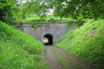 Poterne (tunnel) på Vestvolden