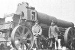 rørvogn 42 cm. haubits