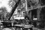 Tysk artilleri 42 cm. granat