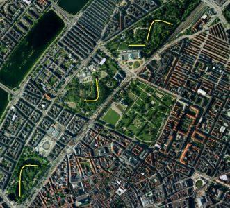 Politiks og historisk, Københavns middelalderfæstning