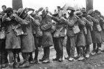 Krigsgasser, blindede ofre for gas