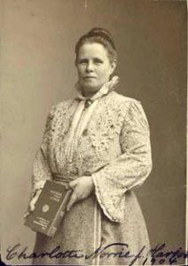 Danske Kvinders Forsvarsindsamling (DKF) 1907 Helga Charlotte Norrie