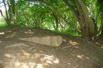 Dyrehavestillingen betonrest