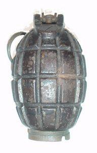 Håndgranater, Mills grenade No. 5 MK 1