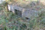 Resterne af Tunestillingen, Grusgrav Nord hule