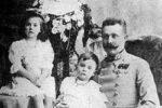 Franz Ferdinand med familie