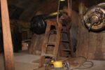 Forternes bevæbning. 15 cm kanon i pansertårn
