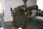Forternes bevæbning. 120 mm haubits i kaponiereaffutage