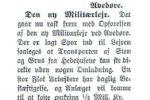 Roskilde Dagblad skrev om Avedørelejren og Paradislejren