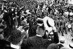1 Verdenskrig, Tyskland mobiliserer, Lübeck 1914