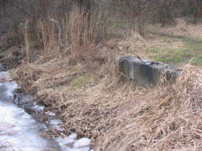 Vestvoldens våde grav, underløn punkt 0