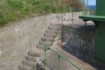 Flakfortet_trappe til skytset