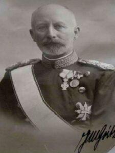 Baggrunden for Tunestillingen, General Gørtz