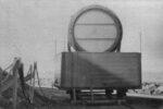 150 cm projektør, Dragør Fort