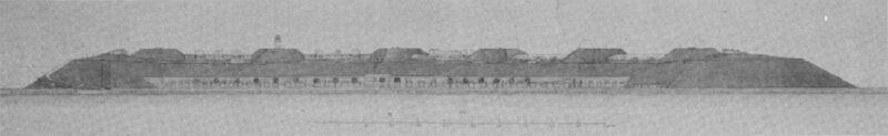 Flakfortet, Københavns Befæstning