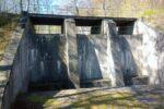 Befæstningens oversvømmelser, styrtseng ved Ordrup